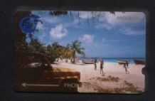 Phonecard Telephone card D2 Anguilla #268